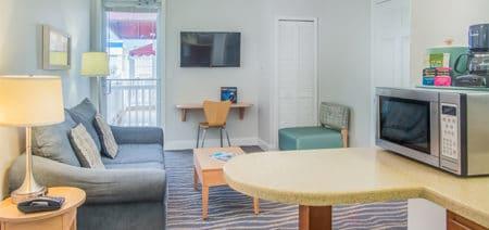 Seaside Amelia Inn Amelia Island FL Ground Floor Suite Featured Image