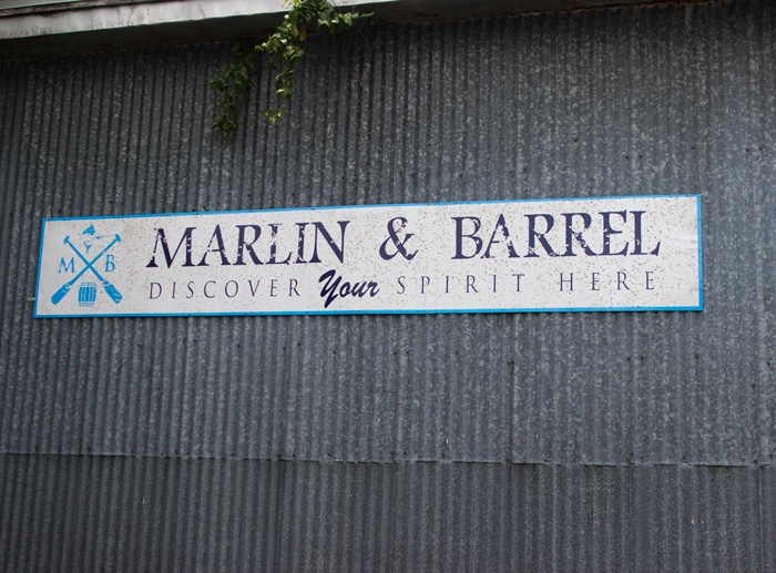 marlin & barrel distillery amelia island fl