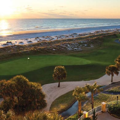 Seaside Amelia Inn Amelia Island FL Golf Special Package