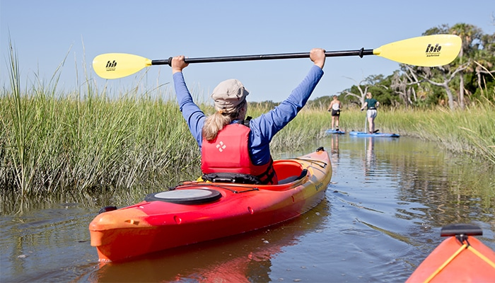 Amelia Island Kayak Excursions Amelia Island FL | Local Guide
